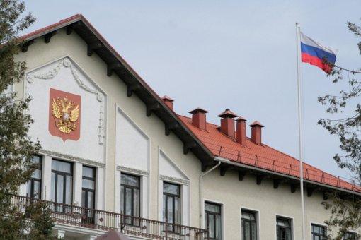 Prie Rusijos ambasados Lietuvoje – piketas už laisvę A. Navalnui