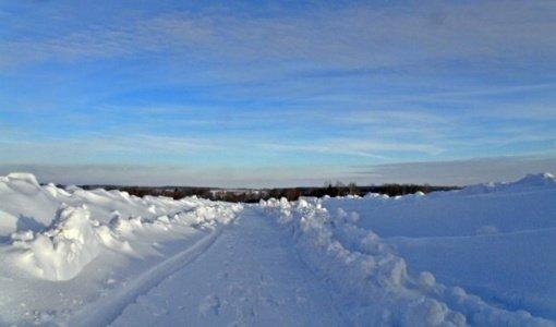 Kada sniegas ne tik džiugina