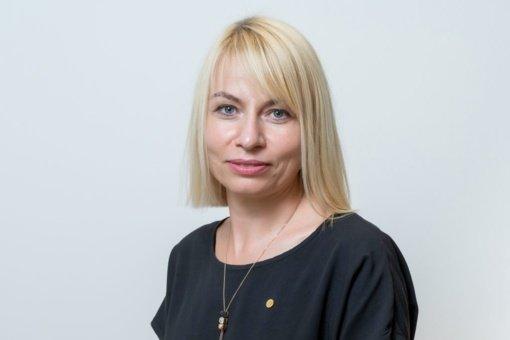 Ketvirtąja aplinkos viceministre tapo R. Radavičienė