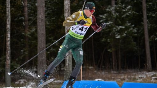Biatlonininkų estafetė pranoko olimpinius čempionus, Tomas Kaukėnas – tarp geriausiųjų