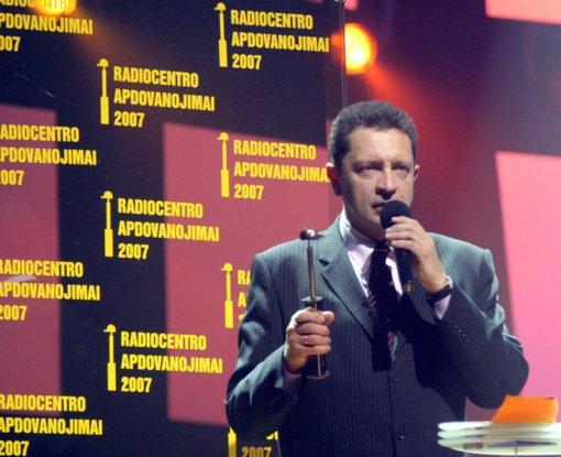 """Mirė radijo stočių """"M-1"""" ir """"Radiocentras"""" įkūrėjas, buvęs ministras R. Pleikys"""