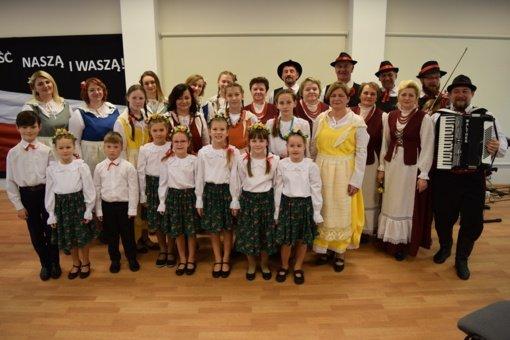 Rukainių bendruomenės centras mini 5-erių metų jubiliejų