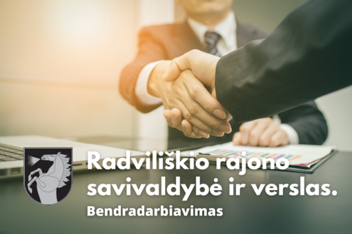 Savivaldos ir verslo dialogas – per Verslo tarybą