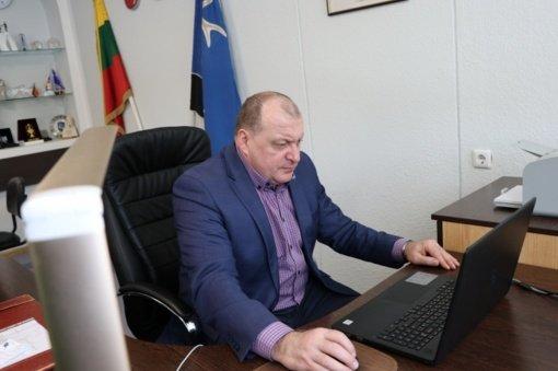 Nikolajus Gusevas – Utenos regiono plėtros tarybos kolegijos pirmininkas