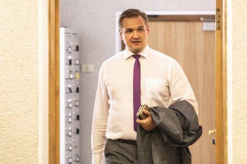 E. Misiūnas: grįžti į buvusį darbą apylinkės teisme neleidžia Prezidentūra