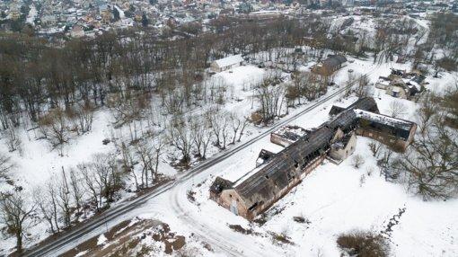Kauno savivaldybė sieks perimti Linkuvos dvaro teritoriją