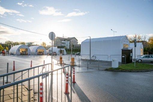 COVID-19 iššūkiai Vilniuje: toliau planuojant vakcinavimą – išankstinis testavimas