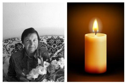 In memoriam Verai Gedgaudienei (1935–2021)