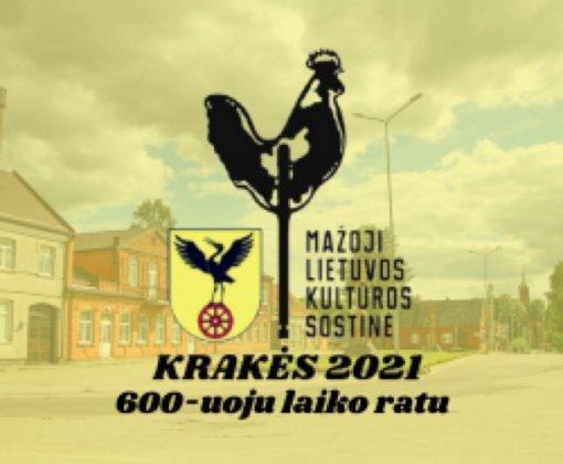 Krakėse prasideda Lietuvos mažosios kultūros sostinės renginiai