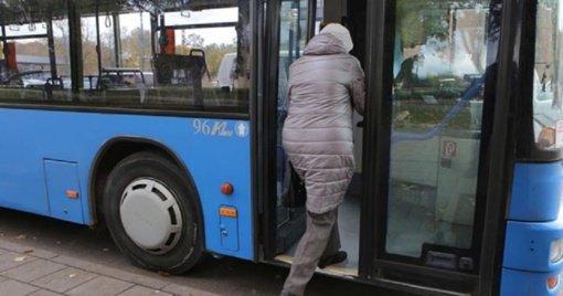 Neaiški tvarka viešajame transporte