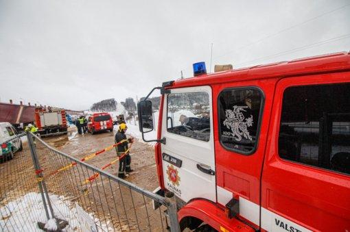 Galima Kaune įvykusios nelaimės priežastis – trūkęs įrenginys