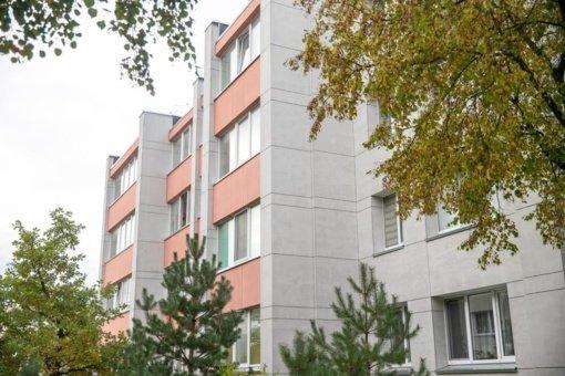 Pakaunės daugiabučių namų ir jų aplinkos atnaujinimui – 100 tūkst. eurų