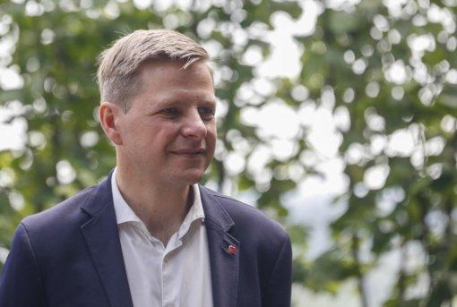R. Šimašius: Vilnius per dieną galėtų paskiepyti iki keliolikos tūkstančių žmonių