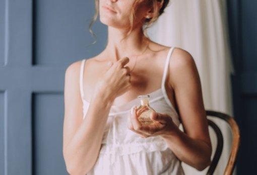 Kuo skiriasi parfumuoti kvepalai ir tualetinis vanduo?