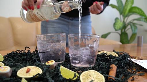 Pasigaminkite tobulą nealkoholinį Gin & Tonic kokteilį (vaizdo medžiaga)