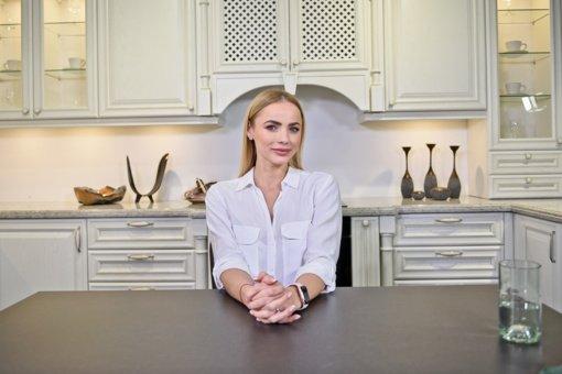 """Dviejų vaikų mama G. Alijeva prakalbo apie jų skirtingą mitybą: """"Tenka gaminti atskirus patiekalus"""""""