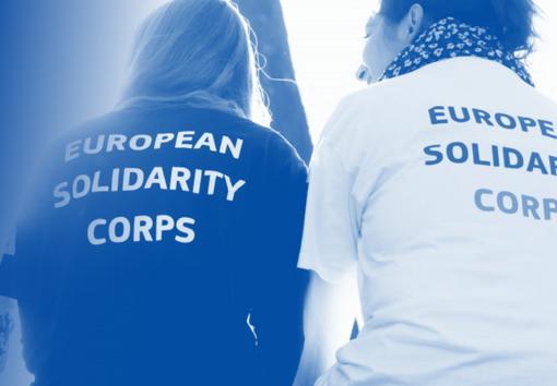 Europos solidarumo korpusas kviečia jaunimą