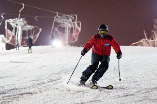Kai kurie slidinėjimo centrai neketina atsidaryti dėl judėjimo kontrolės tarp savivaldybių