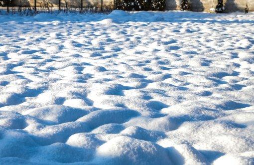 Prieš Vasario 16-ąją Kauno rajono gyventojai kviečiami kiemus papuošti sniego ir ledo kūriniais