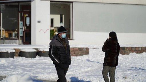 Koronavirusas Kelmės rajone: serga 58 gyventojai