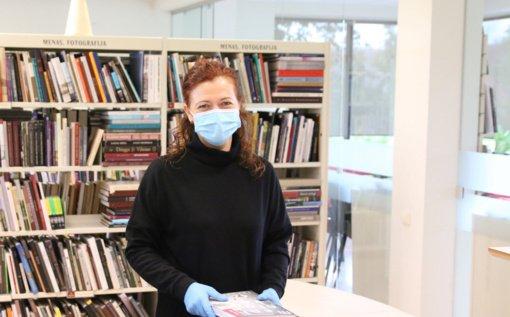 Birštono viešoji biblioteka prisitaikė dirbti naujomis sąlygomis