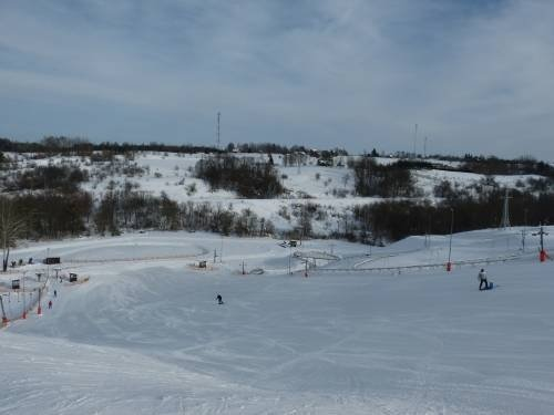 Savaitgalį ant Kalitos kalno buvo anšlagas, darbo dienomis – pavieniai slidininkai