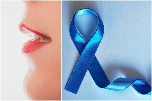 Vasario mėnesį – dėmesys burnos vėžiui