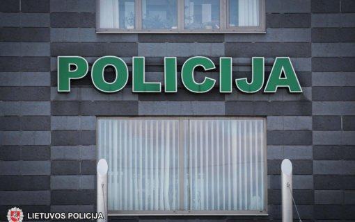 Apsaugos darbuotojai Ukmergėje sulaikė vagišius