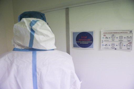 Koronavirusas Lietuvoje: fiksuojami nauji protrūkiai
