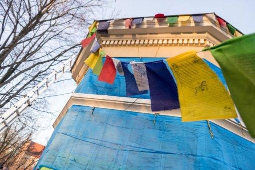 Užupyje simboliškai bus sutinkami tibetiečių Naujieji metai – Losaras