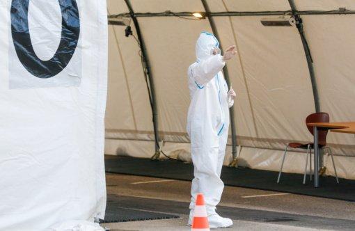 Kultūros ministras S. Kairys kviečia aktyviai testuotis dėl COVID-19