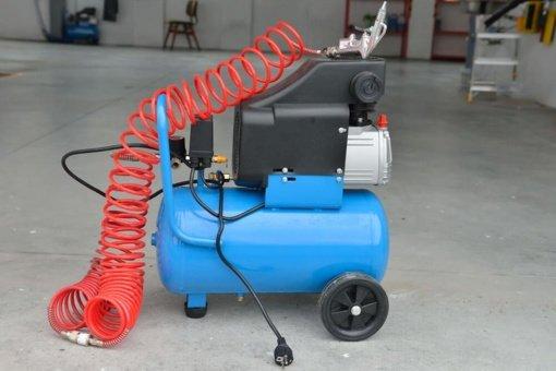 7 būdai, kaip oro kompresorių pritaikyti sode