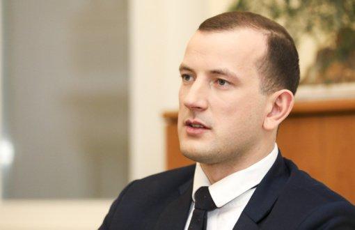 V. Sinkevičius sako palaikantis prezidento ambiciją iki liepos paskiepyti 70 proc. žmonių