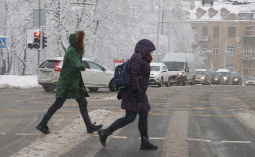 Orai: pavasaris nelepins – talžys vėjas, kris šlapdriba