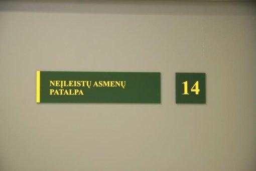 Baltarusis neįleistas į Lietuvą dėl galimai suklastoto pažymėjimo