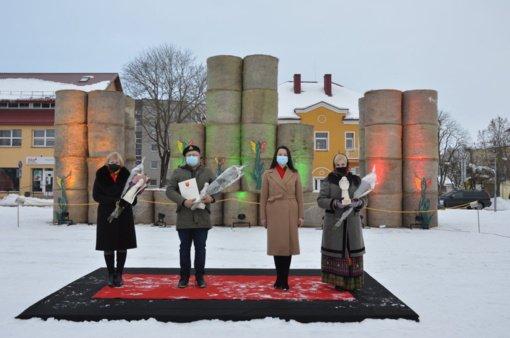 Vasario 16-oji: originaliai ir nuoširdžiai Lazdijuose paminėtas Lietuvos valstybės gimtadienis