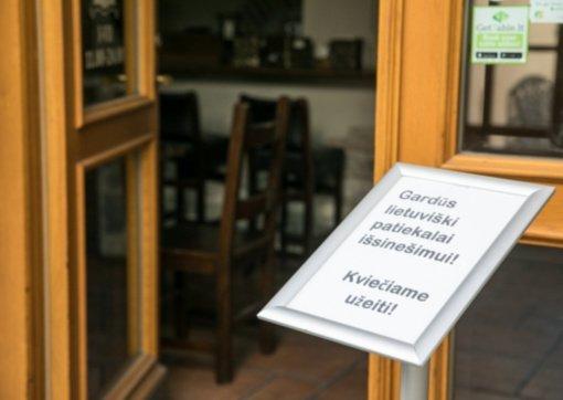 Subsidijoms už prastovas ir savarankiškai dirbantiesiems – 114 mln. eurų