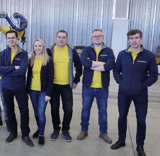 Šiauliečiai kuria pirmąjį pasaulyje COVID-19 robotą