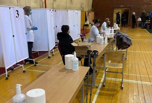 Biržų rajone patvirtinti 24 koronaviruso infekcijos atvejai