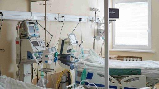 Šiaulių ligoninėje siautėjo pacientas: daužė langus, gadino įrangą