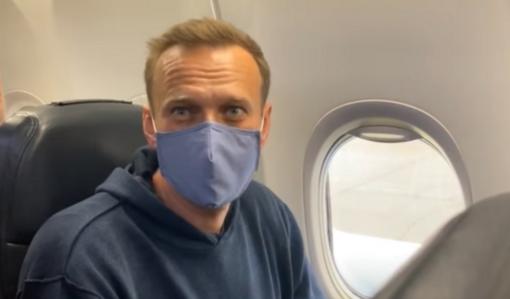Maskvos teismas pripažino A. Navalną kaltu šmeižto byloje