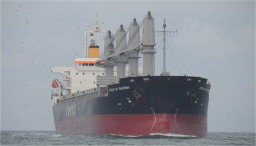 Išgelbėtas jūreivis tęsia kelionę į Pitkerno salas
