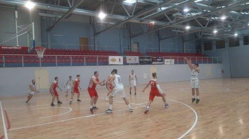 Ignalinoje vyko uždaros RKL rungtynės