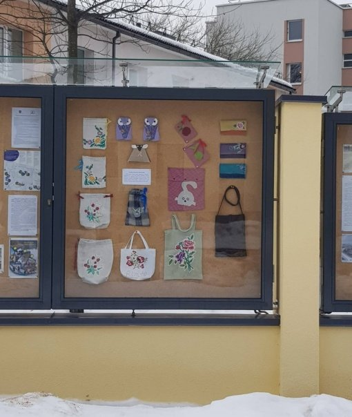 Ignalinos miesto stende – nauja parodėlė