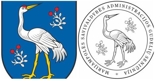 Gudelių seniūnija jau turi oficialų herbą, vėliavą ir antspaudą