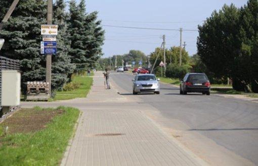 Kauno rajono savivaldybė inventorizuos vietinės reikšmės kelių tinklą