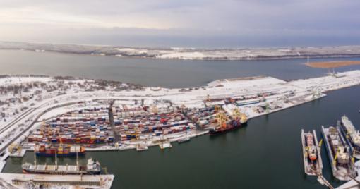 Projektinius pasiūlymus Klaipėdos uosto pietinei daliai išvystyti rengs amerikiečiai