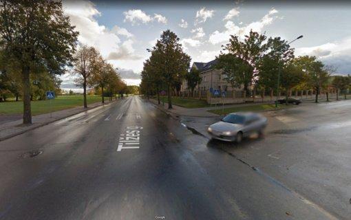 Pritarta dviem Klaipėdos apskrities Kelių policijos siūlymams gerinti saugumą Liepojos ir Tilžės gatvėse