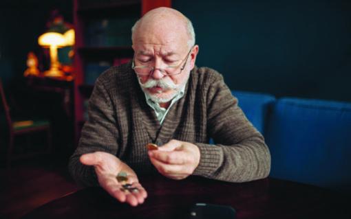 Po pensijų indeksavimo – mažesnė priemoka