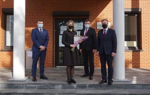 Savivaldybės administracijos direktoriaus pavaduotoja paskirta Violeta Turauskaitė